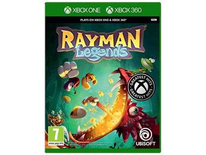 XBOX ONE XBOX 360 Rayman Legends