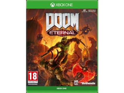 XBOX ONE DOOM Eternal