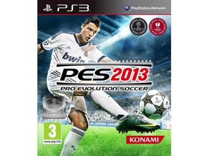 PS3 Pro Evolution Soccer 2013