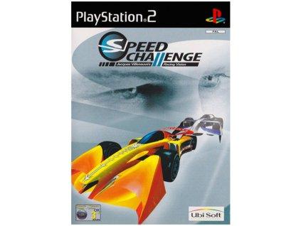 PS2 speed challenge
