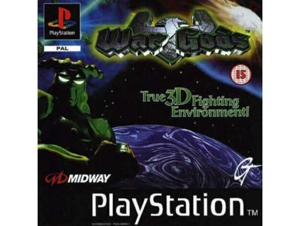 PS1 war gods