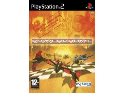 PS2 Powerdrome
