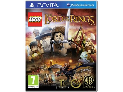 PS VITA LEGO Lord of the Rings