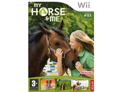 Wii My Horse & Me