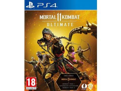PS4 Mortal Kombat 11 Ultimate Edition