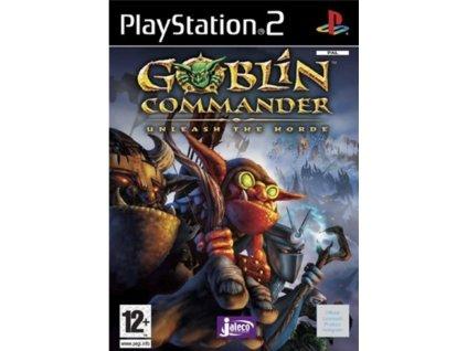 Goblin Commander Unleash the Horde (PS2)