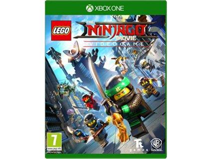 XBOX ONE The LEGO Ninjago Movie Videogame