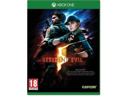 XONE Resident Evil 5 HD EN