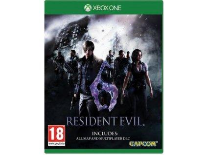 XONE Resident Evil 6 HD EN