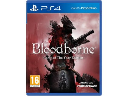 PS4 Bloodborne goty