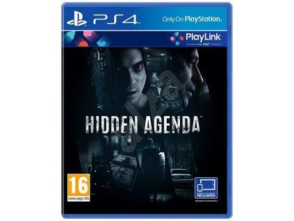PS4 Hidden Agenda CZ