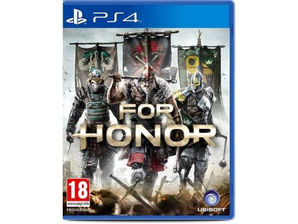 PS4 For Honor CZ