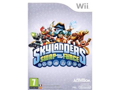 Wii Skylanders Swap Force