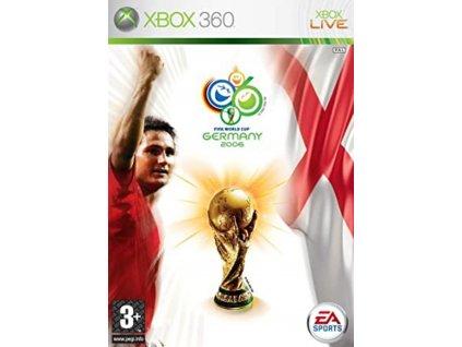 XBOX 360 2006 FIFA World Cup