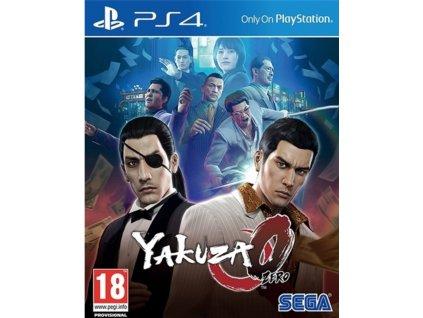 PS4 yakuza 0