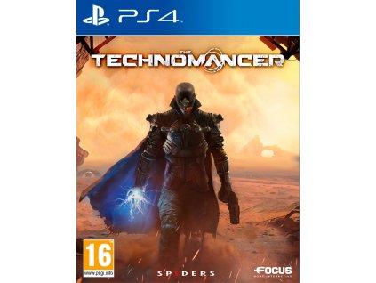PS4 technomancer