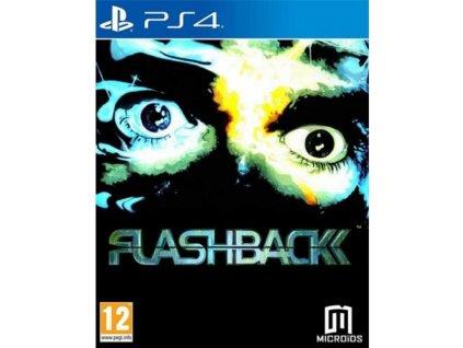 PS4 Flashback