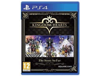 Kingdom Hearts The Story So Far PS4