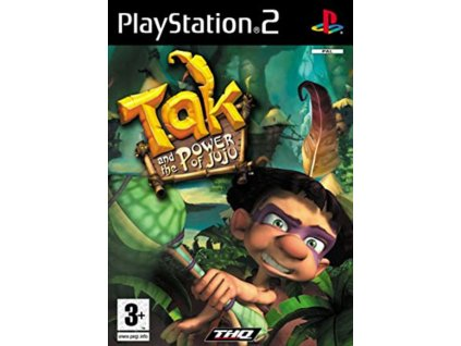 PS2 Tak and the Power of JuJu