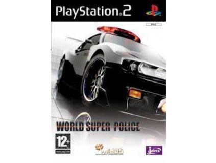 PS2 World Super Police