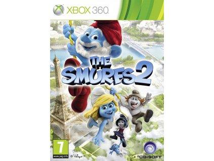 xbox 360 the smurfs 2