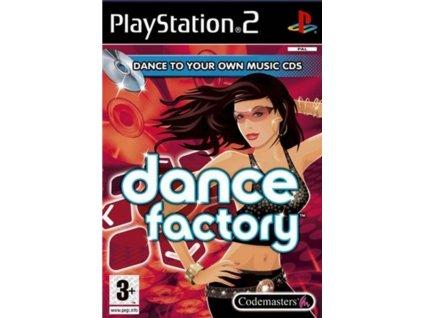 PS2 dance factory