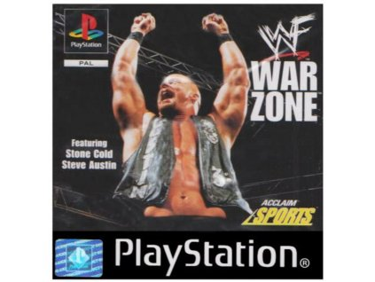 PS1 WWF War Zone