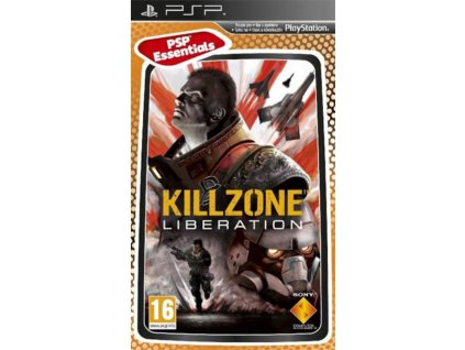 psp killzone liberation essentials