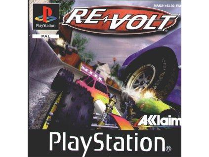 PS1 Re Volt