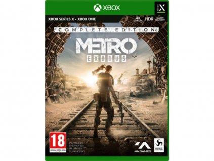 XBOX ONE / XBOX SERIES Metro Exodus - Complete Edition CZ (nová)