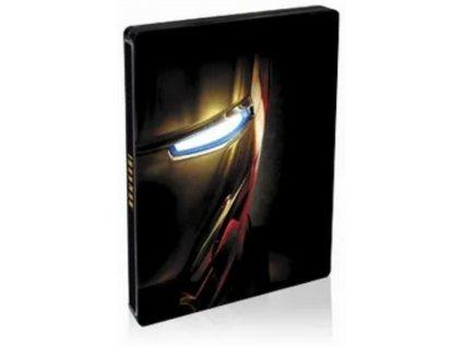 XBOX 360 Iron Man steelbook edition