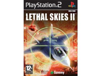 PS2 lethal skies 2