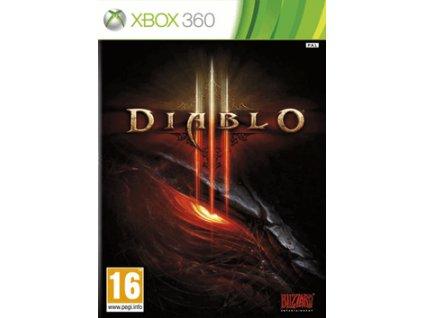XBOX 360 Diablo III