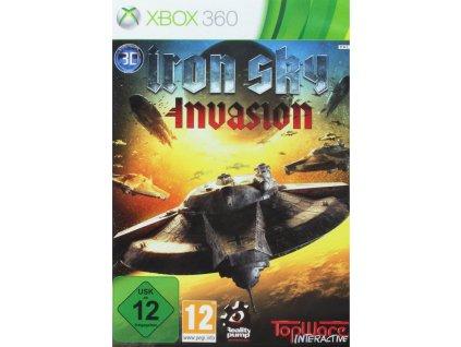 XBOX 360 Iron Sky Invasion