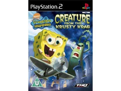 SpongeBob SquarePants Creature from the Krusty Krab (PS2)