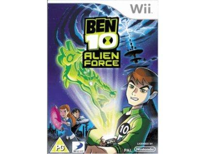 Wii Ben 10: Alien Force