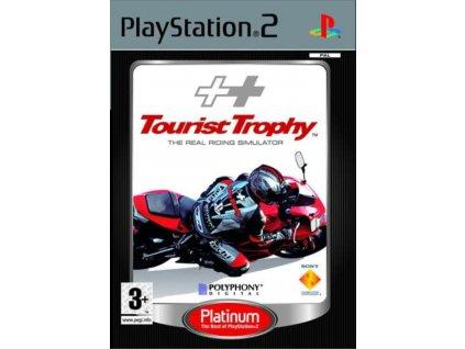 PS2 Tourist Trophy PLATINUM