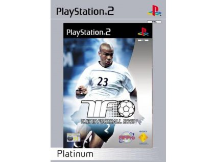 PS2 This is Football 2003 PLATINUM