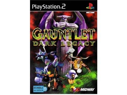 Gauntlet Dark Legacy (PS2)