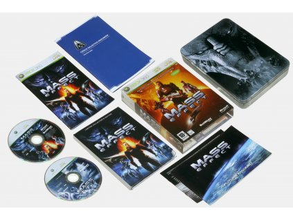 mass effect collectors edition