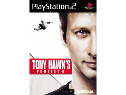 PS2 Tony Hawk's Project 8