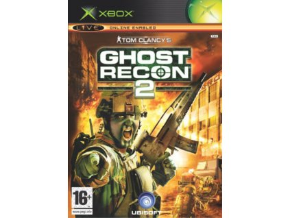 XBOX ghost recon 2