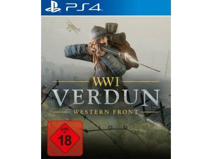 PS4 WWI verdun