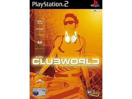 PS2 eJay ClubWorld