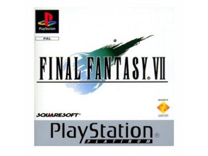 PS1 Final fantasy 7