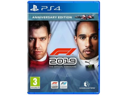PS4 F1 2019 - Anniversary Edition