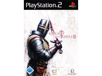 KNIGHTS OF THE TEMPLE II PS2