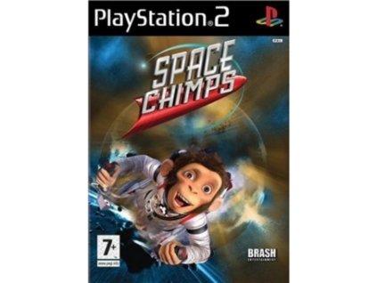 PS2 Space Chimps