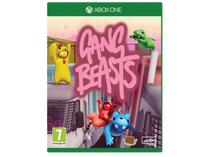 XBOX ONE Gang Beasts
