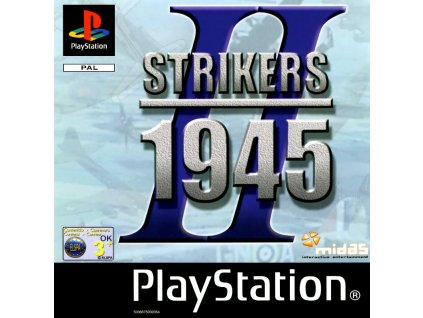 PS1 Strikers 1945 II